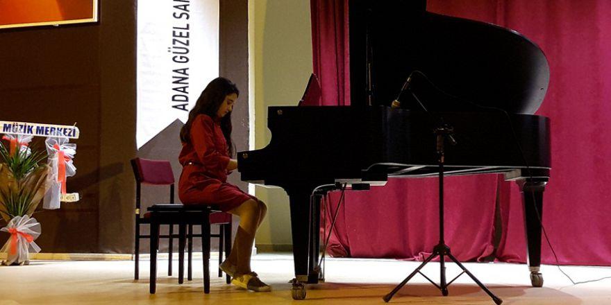 'Adana Piyano Festivali' Sona Erdi