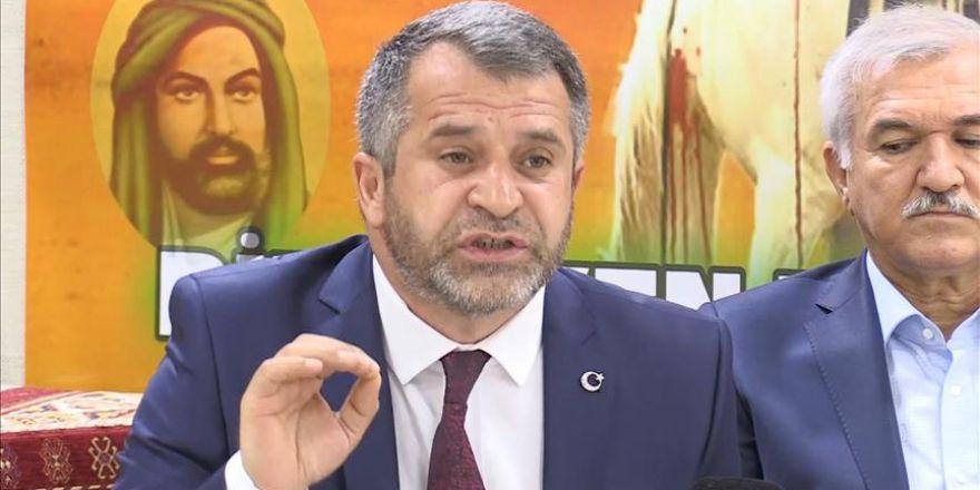 """Türkmen Alevi Bektaşi Vakfı'ndan """"Mescid-i Aksa'ya gidin"""" çağrısı"""