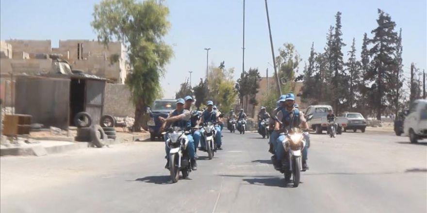 Bab'ın güvenliği motorize ekiplere emanet