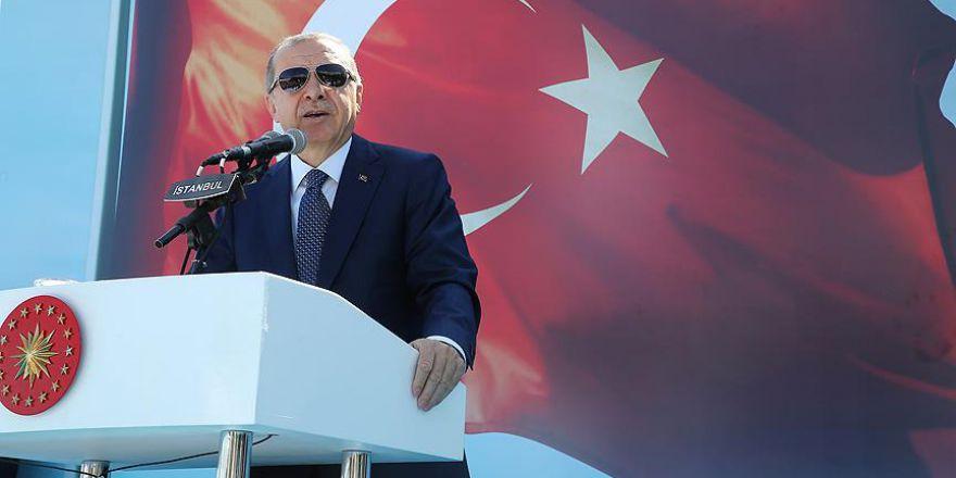 Cumhurbaşkanı Erdoğan yeni emniyet külliyesinin adresini açıkladı..