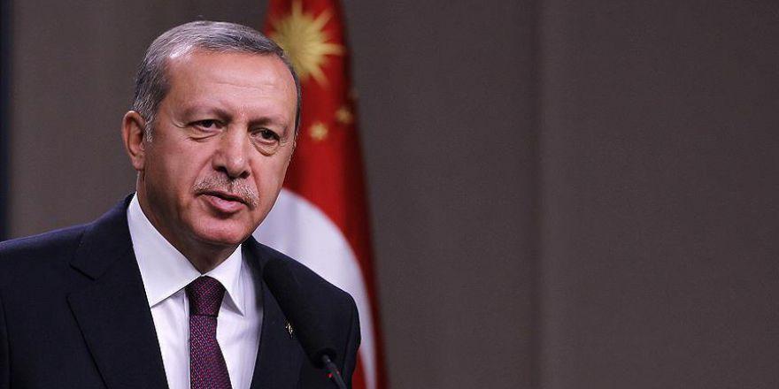 Erdoğan'ın 29 Ekim Cumhuriyet Bayramı mesajı
