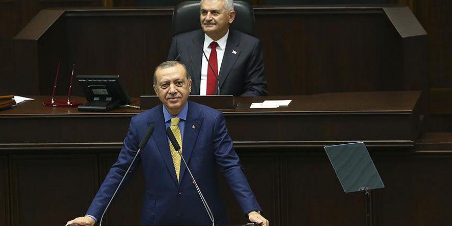 Erdoğan: Asırlık planı bozuyoruz..
