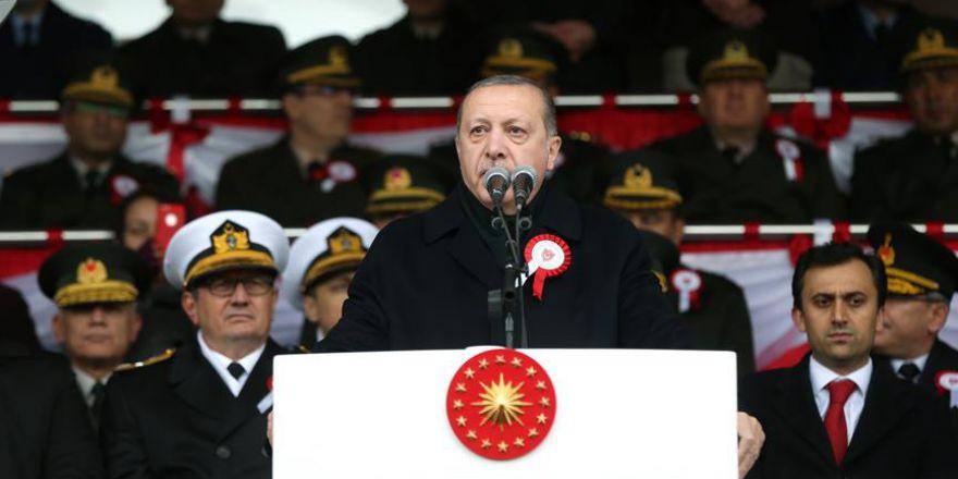 'Ordu sadece Türk milletinin ordusudur..'