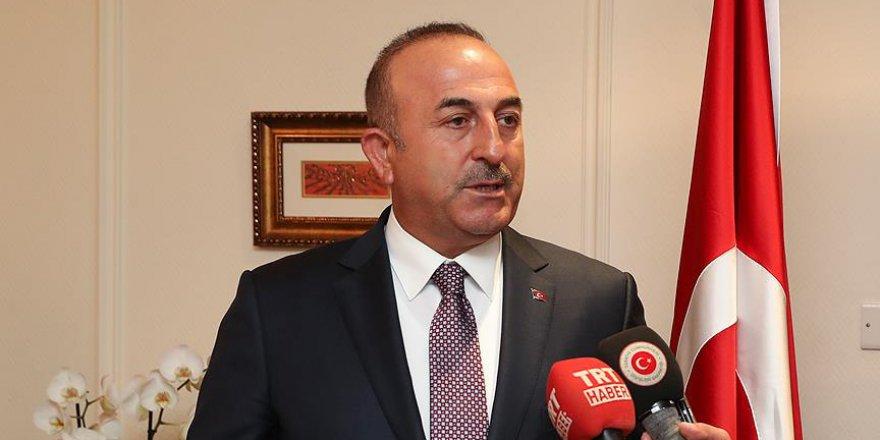 Çavuşoğlu: Mihraç Ural'ın Türkiye'ye iade edilmesi istendi..