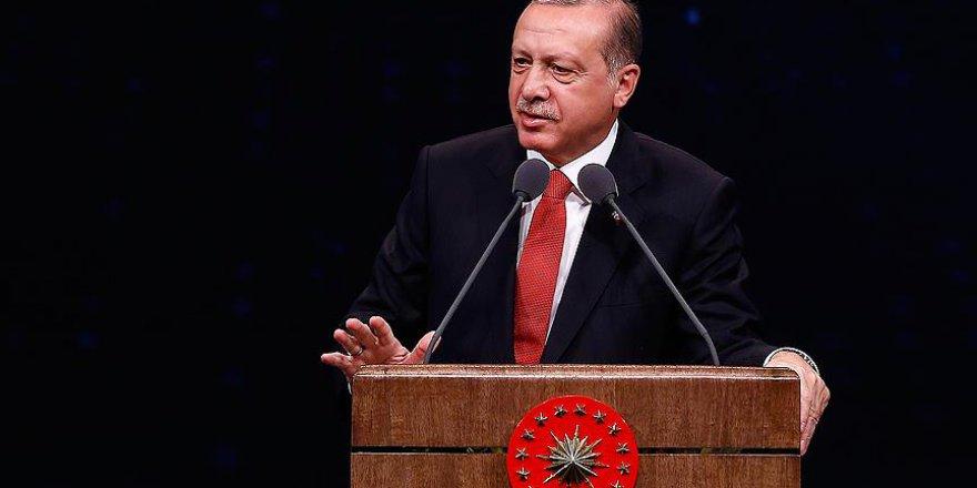 Erdoğan: İnsansız tankları da üretir hale geleceğiz