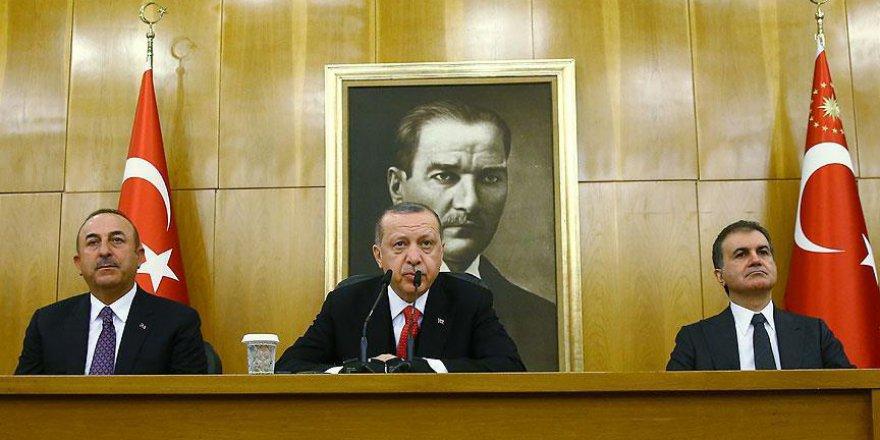 Erdoğan: AB'ye tam üyelik stratejik hedefimiz olmaya devam ediyor