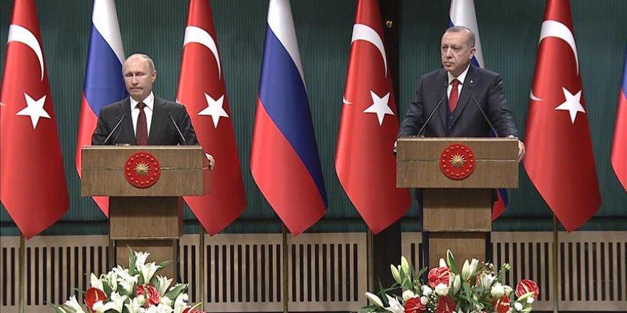 Cumhurbaşkanı Erdoğan: S400 konusunda anlaşmamızı yaptık ve bu defteri kapadık