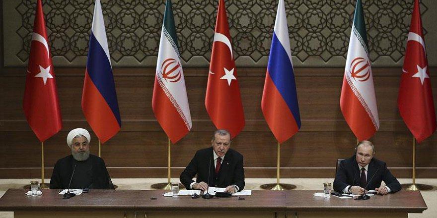 Erdoğan: Önümüzdeki döneme ışık tutacak istişareler gerçekleştirdik