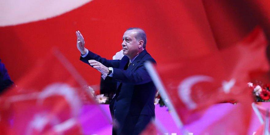 Erdoğan'dan Sürgün Ülkeden Başkentler Başkentine