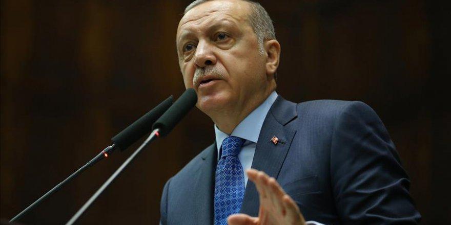 Erdoğan: Afrin'i kime geri vereceğimizi çok iyi biliyoruz..