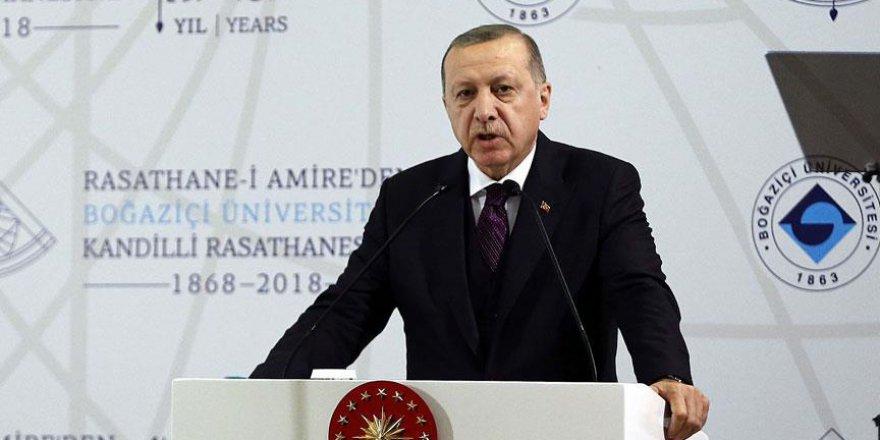 Erdoğan: Erken seçim kararıyla ülkemizle ilgili senaryoları altüst ettik