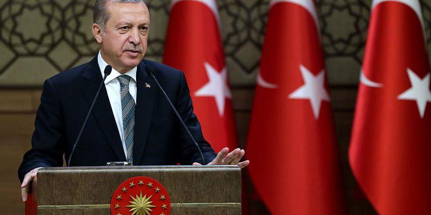 Cumhurbaşkanı Erdoğan: Tüm terör örgütlerine karşı milli bir seferberlik ilan ediyorum