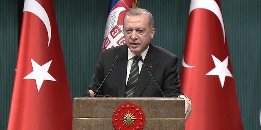 Erdoğan: Partimizde kendilerini kabul ederiz