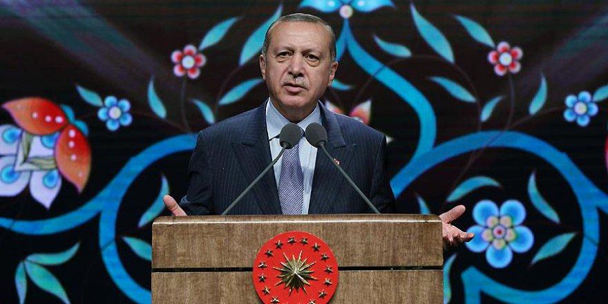 Erdoğan:Bu ifadeleri kullanmak sizin haddinize mi